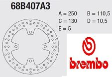 Disco freno BREMBO Serie Oro POST Kawasaki 750 Z 750 R 11 > 12
