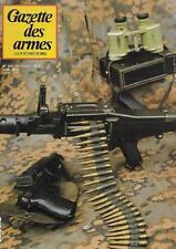 GAZETTE DES ARMES N° 106 / FUSIL D'ASSAUT ALLEMAND G-11