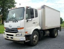 2012 Ud 2600 With Box and Lift Gate