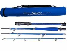 Shakespeare Agility EXP Travel Boat Rod 4pc Rod & tube 12-20, 20-30, 20-50lb