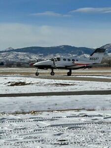 Awesome Cessna 414 with Updated Panel