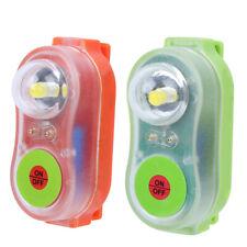 Éclairage de Secours Lampe de poche autonome Gilet de sauvetage léger Pratique