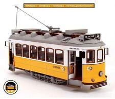 Il LISBOA TRAM 1:24 SCALA 53005 Kit modellino in legno