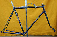 Sekai Sprint Vintage Road Bike Frame 56cm Medium Tange Steel l'eroica Charity!
