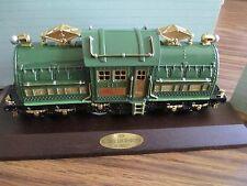Classic Train Collection 1928 Locomotive 381E Lionel 1992 Avon Never Displayed