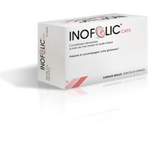 genevrier inofolic Cápsulas - CONTIENE myo-inositol & Ácido Fólico - 30 CAPSULAS