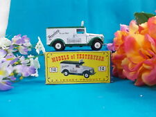 MODELS OF YESTERYEAR - Y-12 1937 GMC VAN - HAMBURG - A LESNEY PRODUCT MATCHBOX