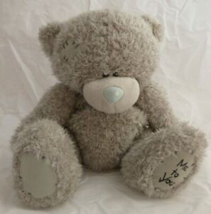 "Tatty Teddy Bear-Me to You Retired 20"" Back Pack / Ruck Sack / Bear Bag"