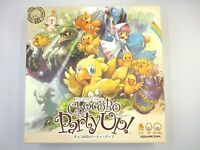 JEU de société RPG rare THE Board Game CHOCOBO Party Up! Neuf FR UK JP DE IT !!