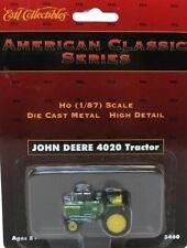 HO 1:87 ER-5460 Ertl John Deere 4020 Tractor