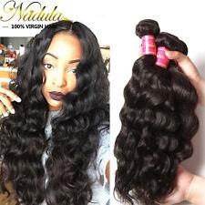 Malaysian Natural Wave Hair 3 Bundles 300g 100% Unprocessed Human Hair Extension