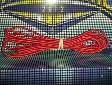 Ring Ropes x 3 (Red) - WWE Mattel Authentic Scale Figure Ring Accessories RAW