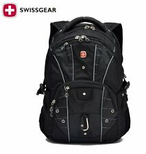 Swiss Gear 17 Inch Laptop Backpack Waterproof Traveling Bag ...