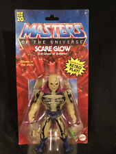 Masters of the Universe MOTU Origins Scareglow 2020 He-Man NIB Box Not Mint