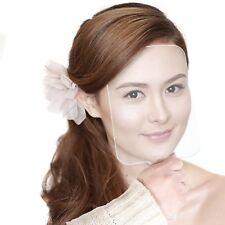 Home-X Beauty Facial Spa Salon Hair Spray Shield Mask Makeup Face Protector