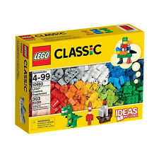 LEGO CLASSIC CREATIVE SUPPLEMENT 10693 BULK LOT 300+ PIECES
