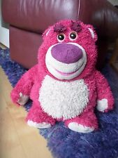Plush  Thinkway  Disney Toy Story  Lots-o'-Huggin' Bear Talking