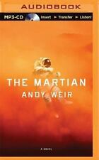 The Martian by Andy Weir (2014, MP3 CD, Unabridged)