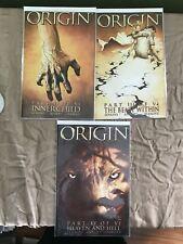 Lot of 3 Wolverine The Origin (2001) #2 3 4 VF Very Fine