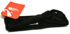 The North Face Girls Osito Earband Fleece Headband Black New!