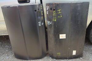MAZDA B1000, 1200, DOOR SKIN REPAIR PANEL PAIR L R FITS P/U,SEDAN AND WAGON 5DRS