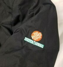 Cross Creek black L/XL Home Depot Invitational golf windshirt jacket pullover