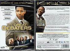 THE GREAT DEBATERS - IL POTERE DELLA PAROLA - DVD (NUOVO SIGILLATO)