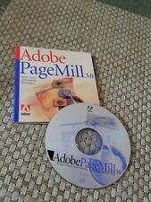 Adobe PageMill 3.0 - Vintage 1998