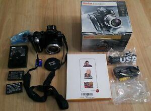 Kodak EASYSHARE P850 5.1MP Digital Camera - Black