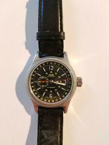 Uhr Original Oris Automatic 640 27 Jewels Swiss Made Pointer Date watch