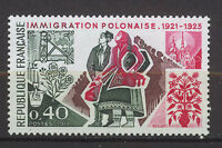 FRANCIA/FRANCE 1973 MNH SC.1358 Polish immigration into France