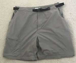 REI Belted Men's Shorts Large