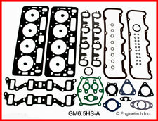 Engine Cylinder Head Gasket Set ENGINETECH, INC. GM6.5HS-A