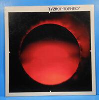 TYZIK PROPHECY VINYL LP 1980 RE '81 JAZZ/FUNK GREAT CONDITION! VG++/VG+!!
