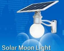Solar Moon Light LED Security/Street/Garden/Park Light 1800 Lumens 40 watt Panel