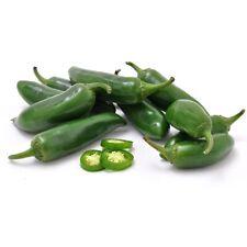 25+ Jalapeno Pepper Seeds | NON-GMO | Fresh Vegetable Garden Seeds