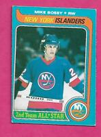 1979-80 OPC # 230 ISLANDERS MIKE BOSSY ALL STAR VG CARD (INV# C0037)