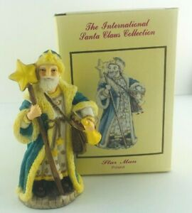 The International Santa Claus Collection Poland Star Man 1992 Polish Santa