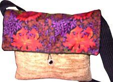 Tana Prato William Morris Crisantemo Tappeto Piccolo Borsa a tracolla