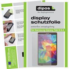 3x dipos Samsung Galaxy Tab S 8.4 T700 o.T. matte Displayschutzfolie Antireflex