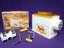 Marcato Regina Atlas Multi 5 Types of Pasta Extruder Macaroni Machine Maker