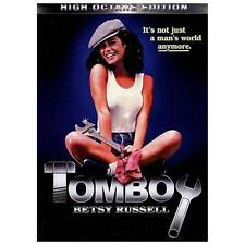 Tomboy DVD Betsy Russell Jerry Dinome Kristi Sommers Philip Sterling 1985