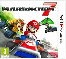 New & sealed mario kart 7 pour Nintendo 3DS 2DS XL racing jeu multijoueur uk pal