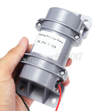 24V DC Vibrating Vibration Massage Motor for Bed Table Chair Seat AU
