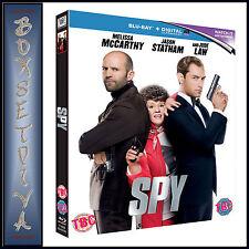 SPY-  Jason Statham  *BRAND NEW BLU-RAY**