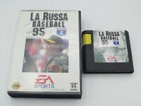 La Russa Baseball 95 (Sega Genesis, 1994)