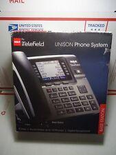 RCA Telefield Unison 4-Line SMB Wireless Base Unit RCA-U1000