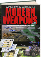 Compared and Contrasted Modern Weapons (hc) by Martin J. Dougherty NEW