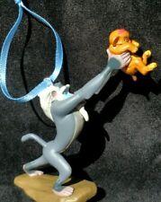 NEW DISNEY LION KING Rafiki and baby Simba Christmas Ornament