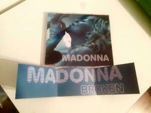 CD Broken Madonna (Single)